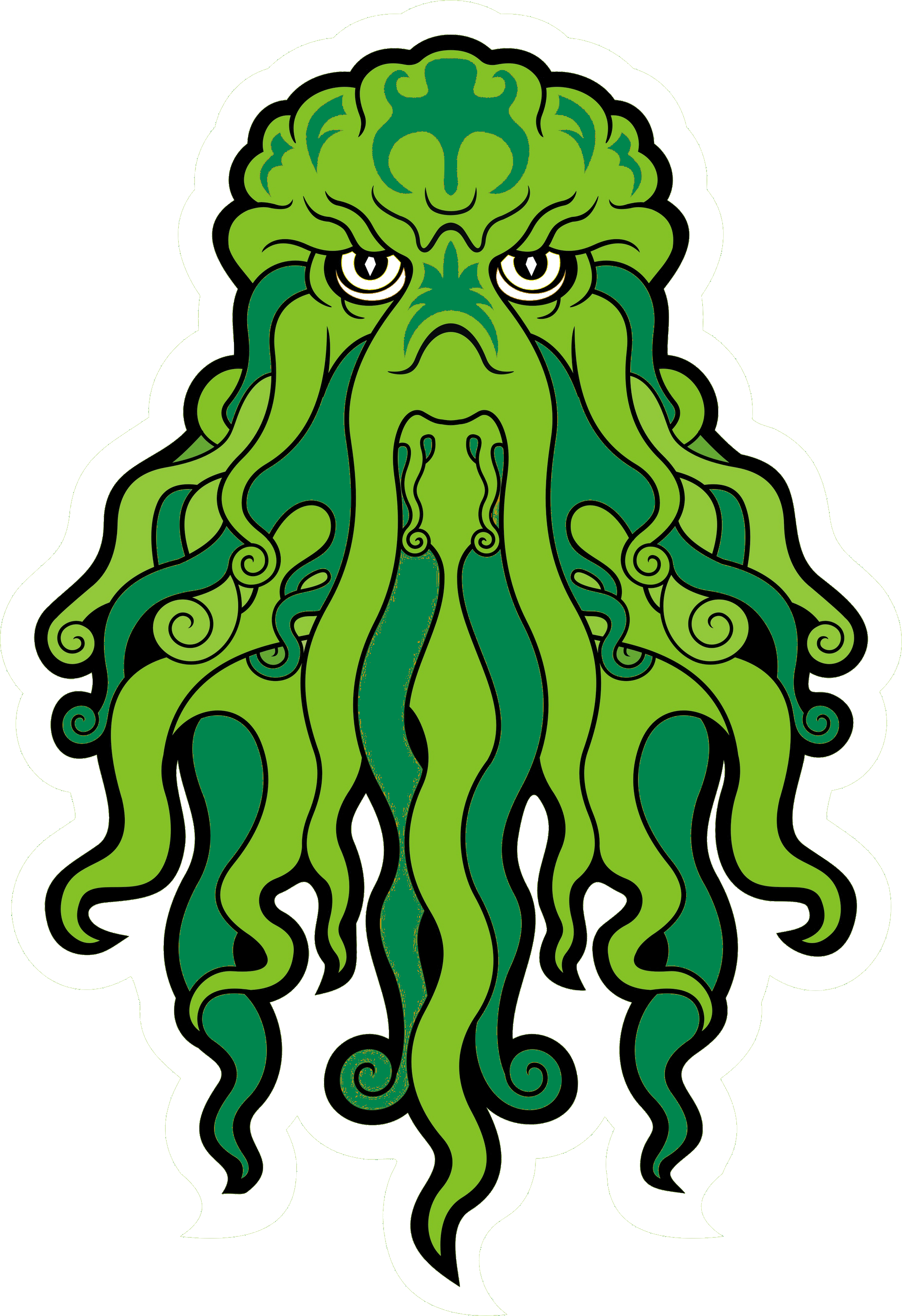 3 color Kraken